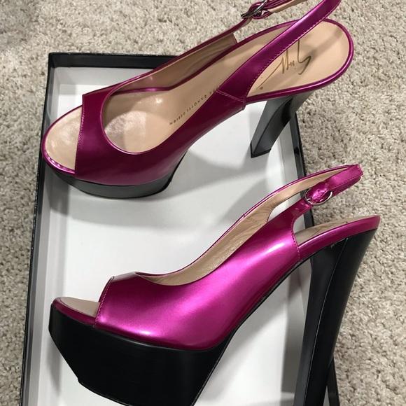 6245e8ff50e32 Giuseppe Zanotti Shoes | Hot Pink Heels | Poshmark